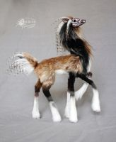 Spirit of Life and Death - Artdoll (SOLD) by Escaron