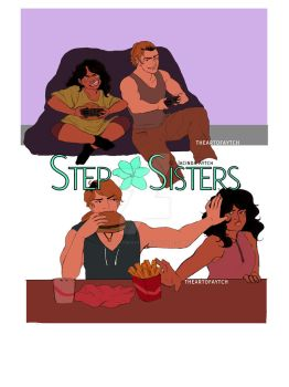 [StepSisters] BFF Things by TheArtofAytch