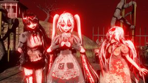 MMD THE ZOMBIE SONG - Halloween ! by CamounePower