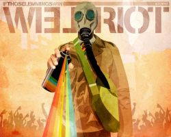 We+Will+Riot by Quiccs