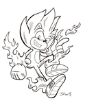 Sonictober - 30 - Form by Sea-Salt