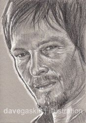 020/365 - Daryl Dixon by BikerScout