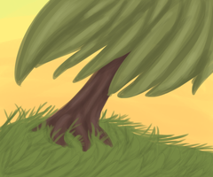 Willow tree by Cushies