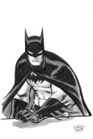 Batman Commission by ToneRodriguez