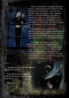 Tokyo Ghoul Inspired - Chapter 2 (Doubt) Pg6 by AOGRAI