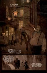 Monster and Madman Page by DamienWorm