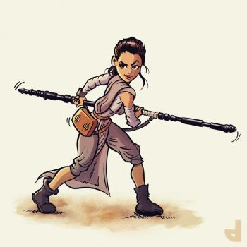 Rey by Area-44
