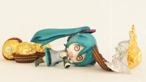 One is Too Much For Miku by negi-bozou
