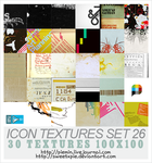 Icon Textures set 26 by sweetxpie