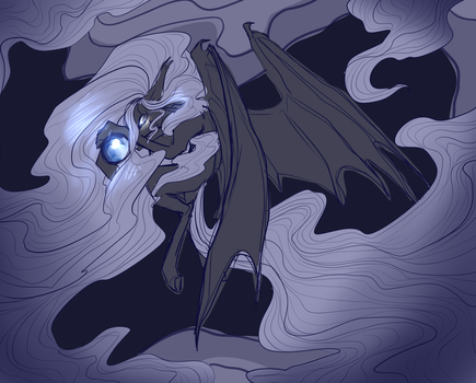There Was Once A Story Of A Witch by yuyusunshine