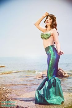 LBofE Walking Mermaid Tail by TheRestlessCosplay