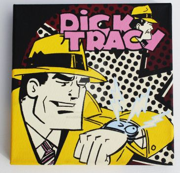 DICK TRACY by PLANETsTAtiC