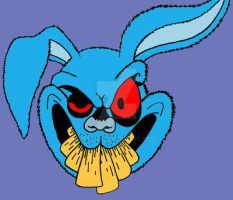 Rabbit Color by Bainal