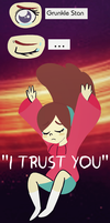 Gravity Falls - I Trust You by SammyXD