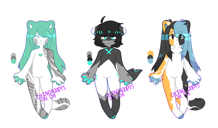 small auction cos im bored by Jaadopts