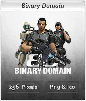 Binary Domain - Icon by Crussong