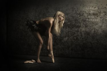 stage fright by creativephotoworks