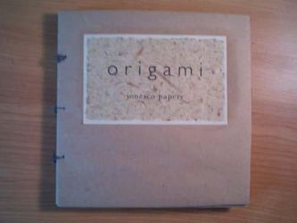 origami book by 1hundredmilesaway