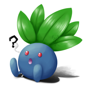 A little Oddish by Hatchet-Ears