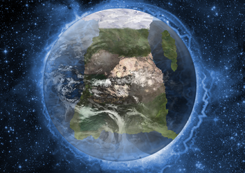 The Orion Earth by xXLOLDAXx