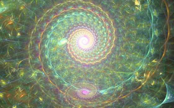 Psychedelic Spiral by gnosisphoenix
