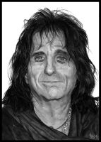Mr Alice Cooper by Shamaanita
