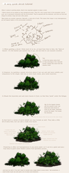 A simple shrub tutorial by Nothofagus-obliqua