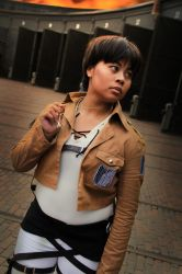 SNK Shoot Photo 14 by ZandragonDesigns