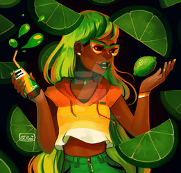Limelight by GDBee