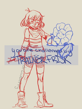 [w.i.p] PKMN x Undertale by EmmersDrawberry