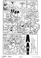 Oops Comic Adventure #3 page 35 by Gingco
