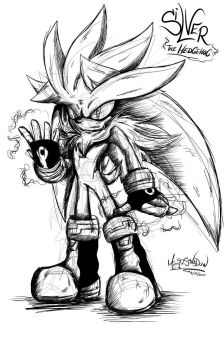 Silver Sega Style by Mimy92Sonadow