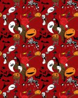 Halloween Pattern by ymasisiht