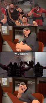 The Wonderful Community of Team Fortress 2... by T-rexHunter2000