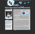 Webdesign W.E.B by tomtomss
