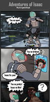 Dead Space - He no like by Thunddi