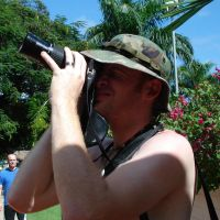 Me in Jamaica by Magnatron