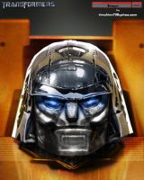 Autobot Brawn Head Design by timshinn73