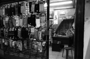 Sock Shop by crato