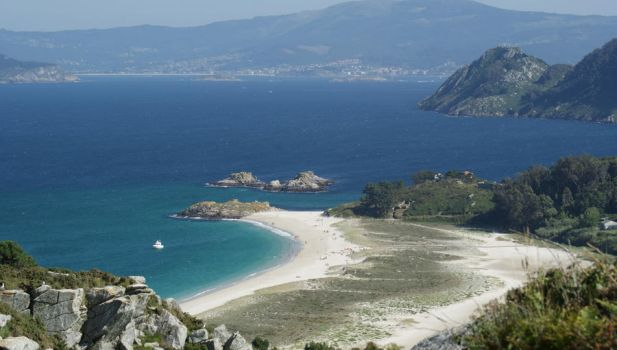 Islas Cies  Cies Islands by Mukong