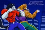 FURRY FIGHTERS by chriscrazyhouse