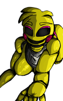 Toy Chica by IsolatedArtest