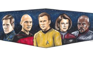 Oh Captains, My Captains by AshleighPopplewell