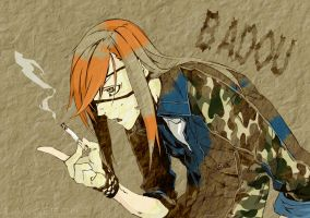 Badou: DANGEROUS by 6DED9