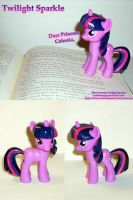 Show accutate Twilight Sparkle by TwilightHeartCosplay
