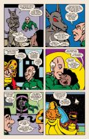 Lady Spectra and Sparky: Star Tomb pg.19 by JKCarrier