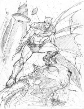 Batman Commission pencils (hi res) by Max-Dunbar
