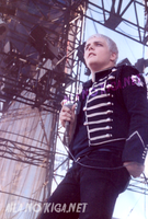 Photo - MCR Gerard 10-29-06 02 by madteaparty