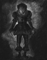 Pennywise (IT) - Commission by SubliminAlex