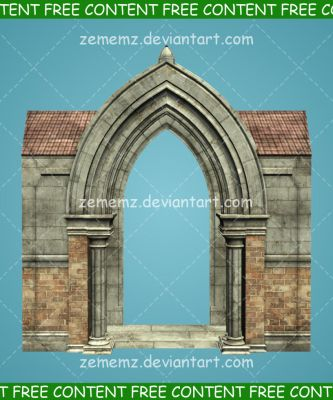 Archway - FREE Content by zememz